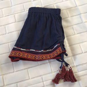 Band of Gypsies Shorts